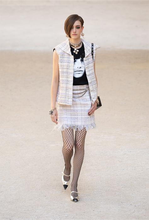 Chanel: Cruise 2021