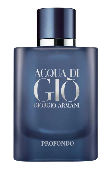 Giorgio Armani introduces the fifth chapter in 'The Scent of Life'